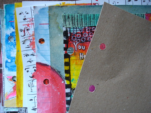 Making an Icad Book #4