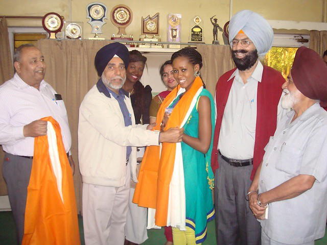 Nadia Ntahu in India (4)