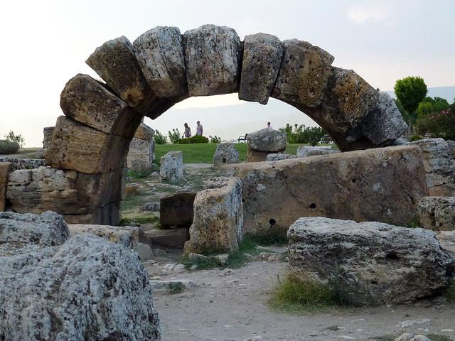 Turquie - jour 12 - De Kas à Pamukkale - 213 - Hierapolis