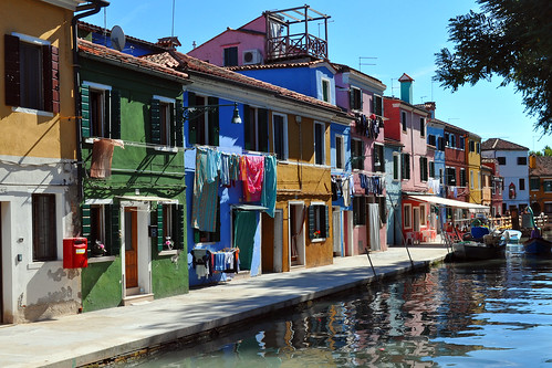 Afternoon Colours Burano