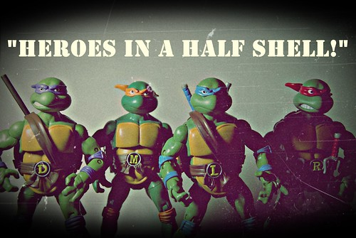 Teenage Mutant Ninja Turtles Classic