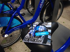 CitiBike founding member key!