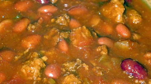 Hormel Roasted Tomato Chili by Coyoty