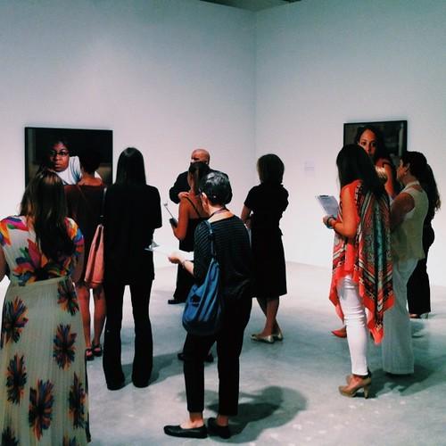 Dawoud Bey at MOCA #mocanomi #artists