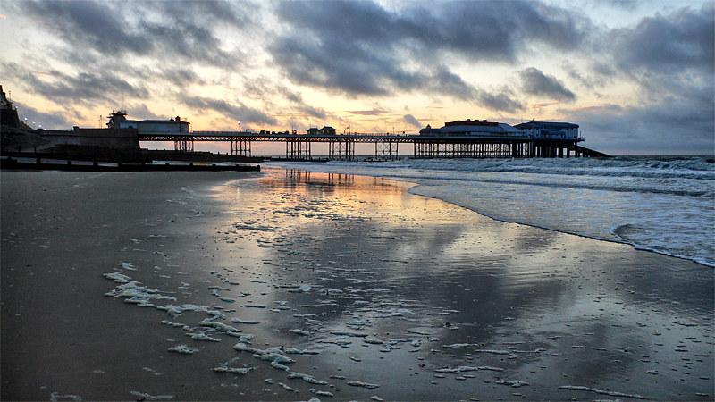 Cromer Pier Twilight