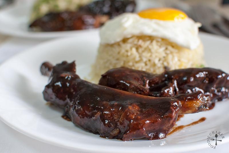Asian Braised Pork Ribs