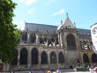 St Merri, Paris