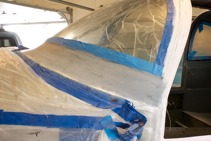 Windscreen Fairing