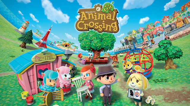 Animal Crossing New Leaf  - July Holidays and Special Events
