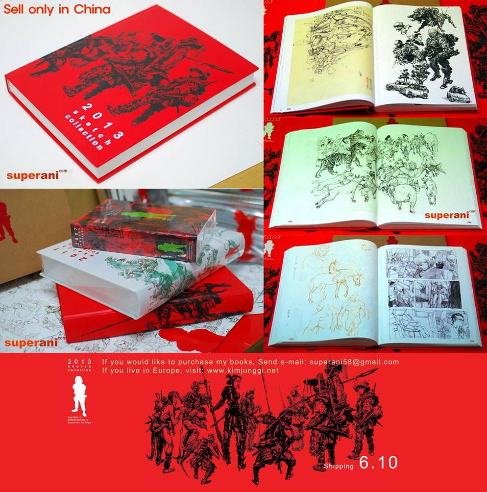 kim jung gi sketchbook pdf