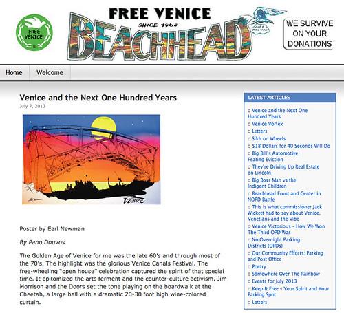 Free Venice Beachhead