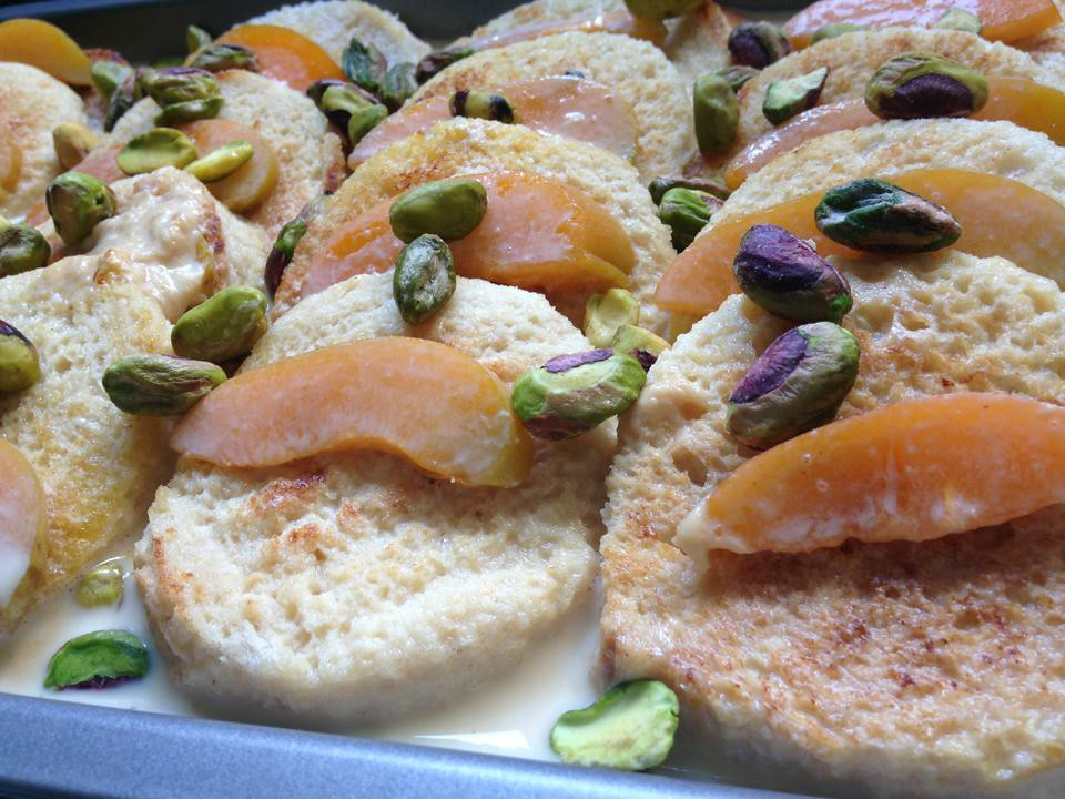 The Mughal Bread Pudding - Shahi Tukra