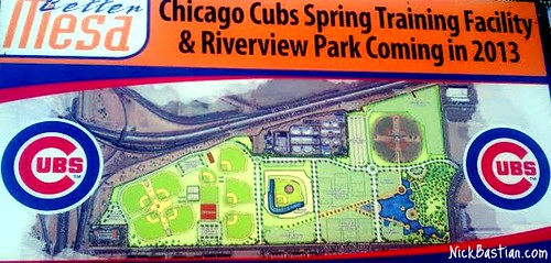 Cubs at Riverview Park