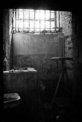 Prison cell in Patarei Prison