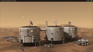 Mars, HAB units, Mars Underground