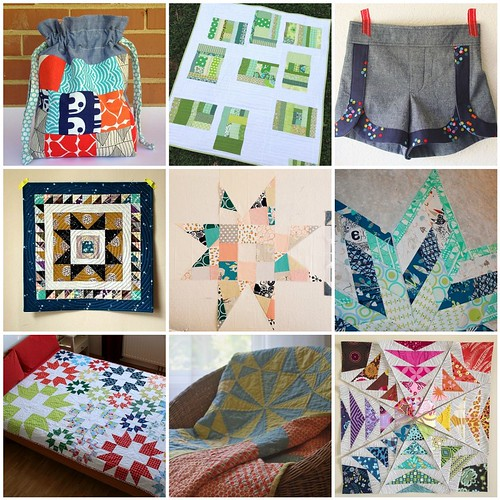 Friday Favorites 8.2.13 by Bluprint Textiles