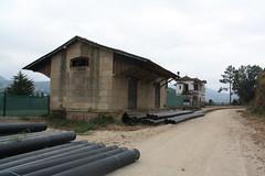 Estação ferroviária de Veade, Mondim de Basto