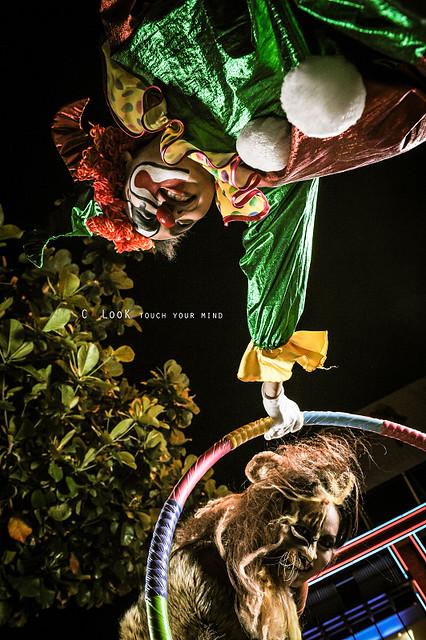 [人像創作]馬戲團公演SHOW MD偉翔 莉芬