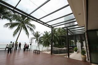 Day2-2 タンジュンブンガビーチホテル(ペナン)