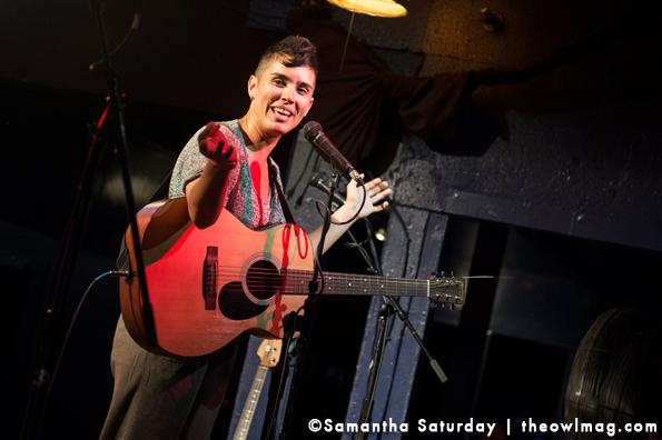 Kera & The Lesbians @ Echo Park Rising 8/18/13
