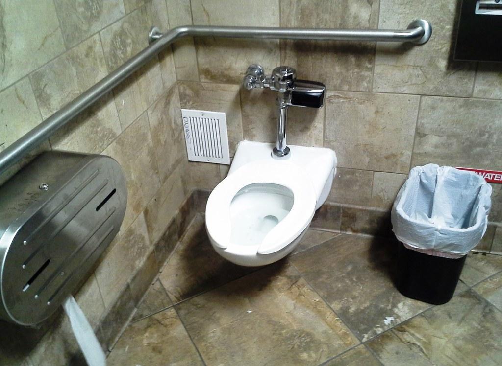 Public Toilet Gateway Mall Home Depot