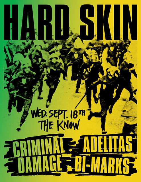 9/18/13 HardSkin/CriminalDamage/Adelitas/BiMarks