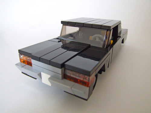 Moc 1987 Ford Crown Victoria Lego Town Eurobricks Forums