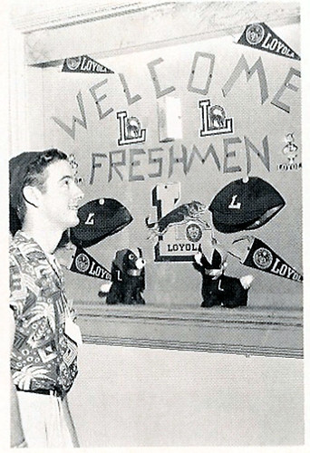 Loyola Freshmen Welcome