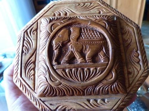 Caja mágica de Sri Lanka