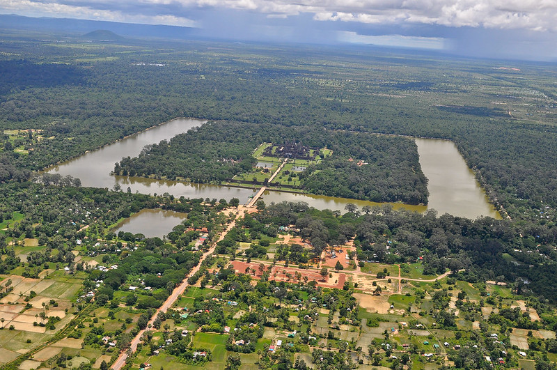 Angkor Wat , Siem Reap