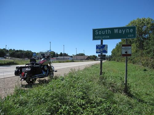 09-13-2013 Ride South Wayne, WI