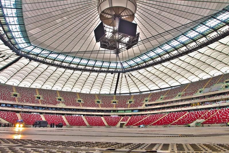 Stadion Narodowy im. Kazimierza Górskiego w Warszawie