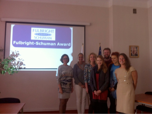 Executive Director of Fulbright visits Poland and Lithuania to promote Fulbright-Schuman program