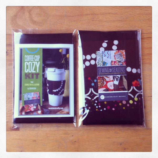 Coffee-Cup Cozy Kit
