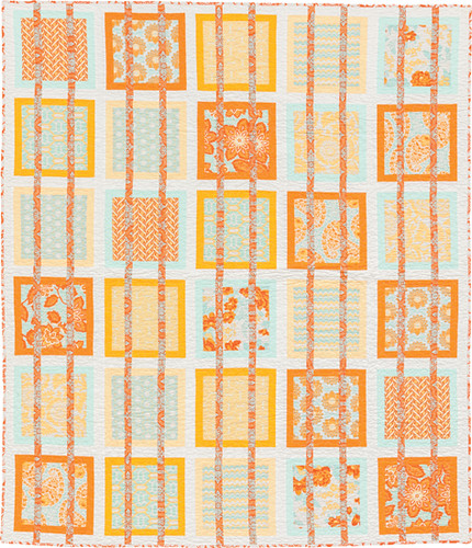 Monterey Square - from Becoming a Confident Quilter