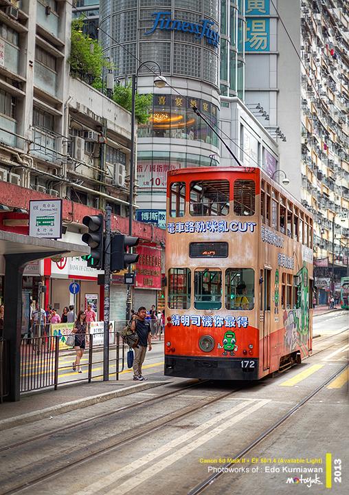 Hongkong Trem