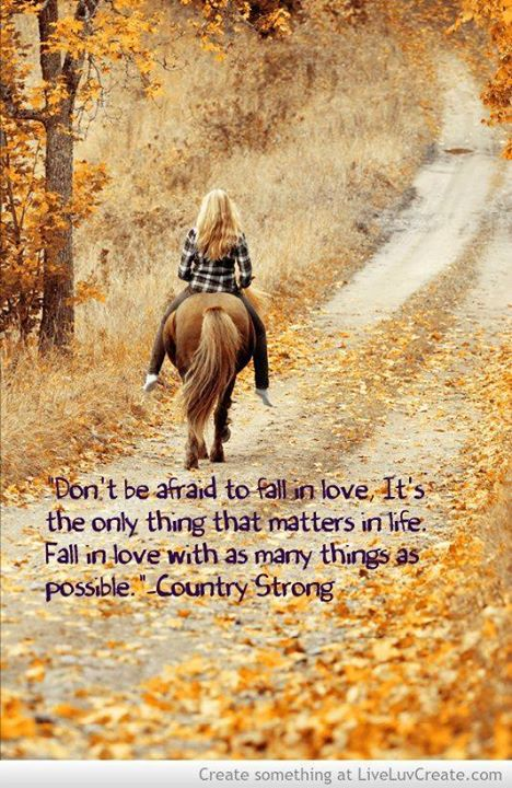 Country Quotes And Say...