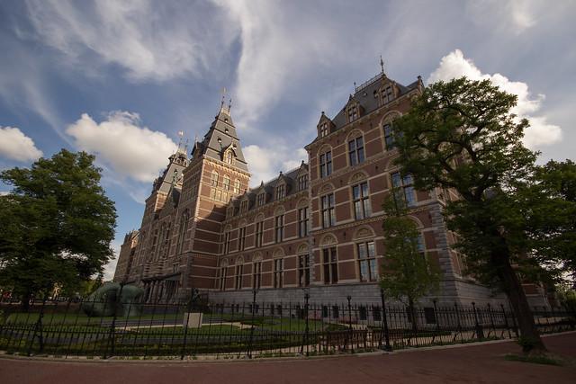 Rijksmuseum in a New Light