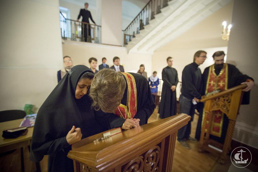 9 октября 2013, Престольный праздник в СПбПДА