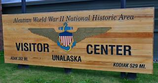 Unalaska WWII museum