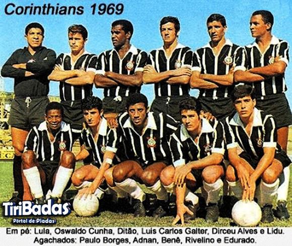 Corinthians, de 1969