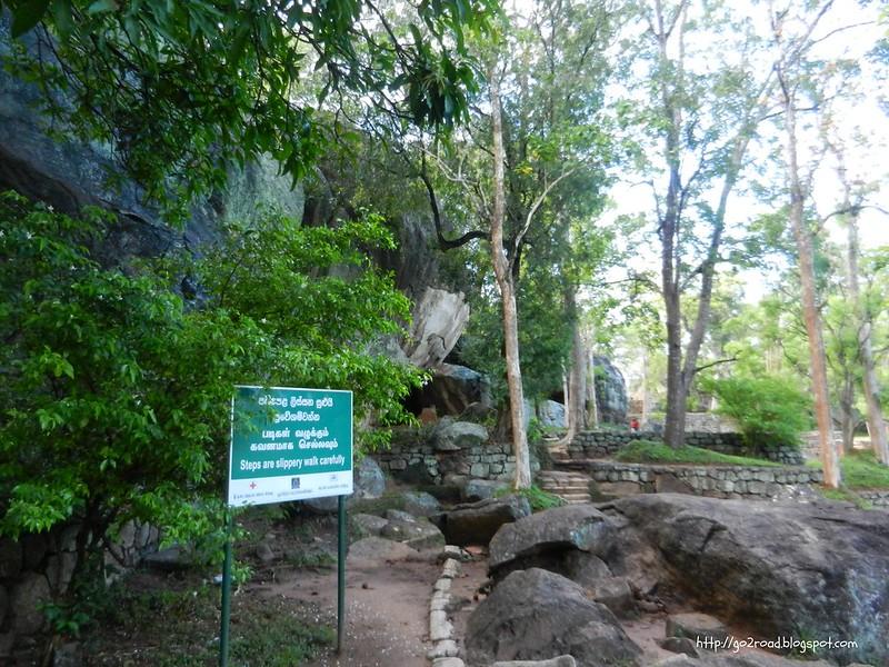 Сад камней Каспы