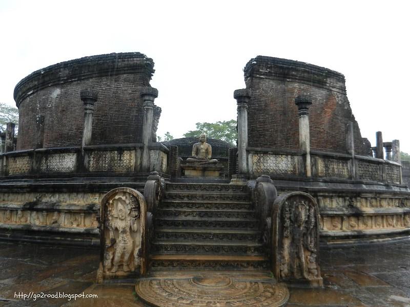 Вторая столица Шри Ланки - Поллунарува