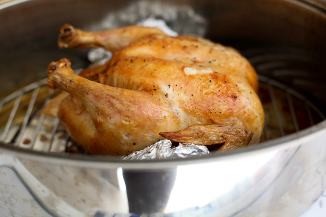 Making the Basics: Simple Roast Chicken