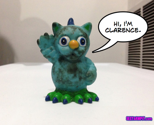 clarence001