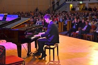Brassbandfestivalen 2013 - Paul Duffy (Foto: Olof Forsberg)