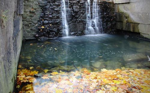 ohio nature water canon landscape waterfalls sidecutmetropark toledometroparks