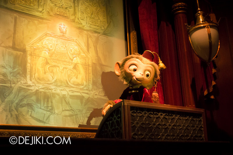 Mystic Manor - Preshow in session 3
