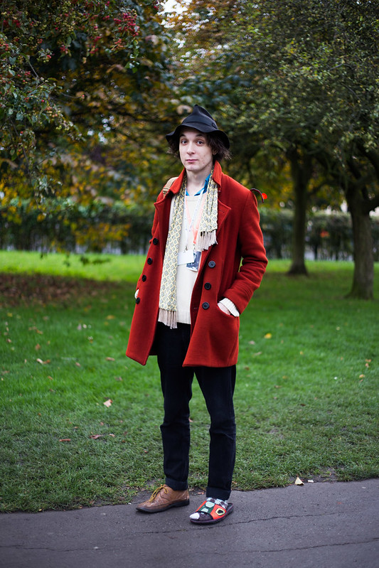 Street Style - Tom, Frieze Art Fair