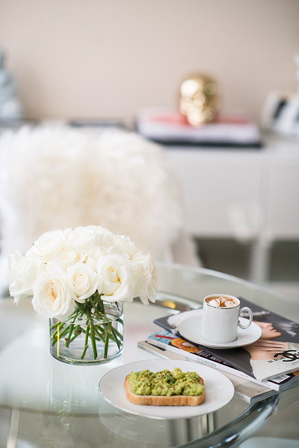 eatsleepwear, home, avocado-toast, roses, espresso, interiors
